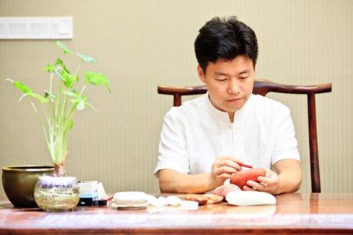 中国玉雕大师 范同生