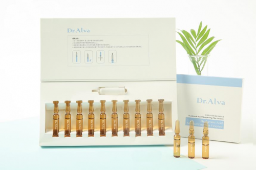 水力十足!Dr.Alva瑷尔博士新品发布让肌肤美出新高度