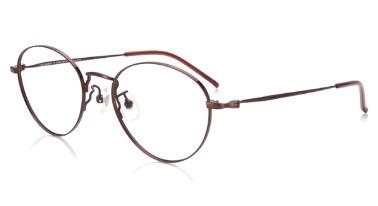 时尚眼镜JINS睛姿 轻质框型佩戴舒适,