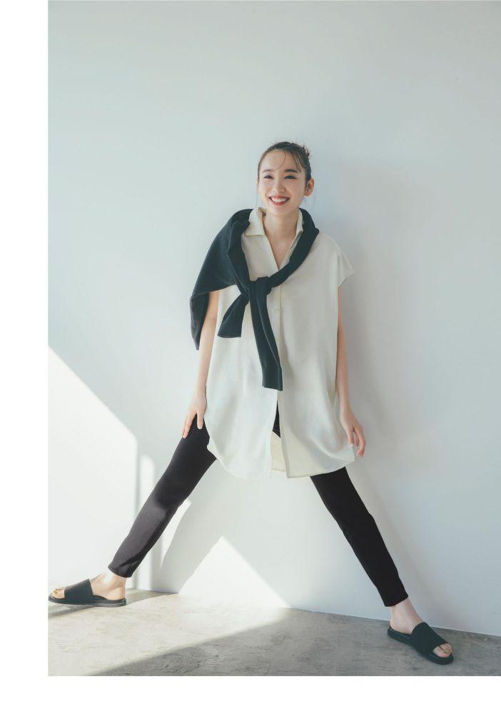 微胖女生必学!10个UNIQLO平价显瘦穿搭方案!